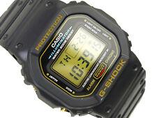 Casio G-Shock Multi-function Alarm Black Digital Mens Watch DW-5600EG-9 200M NEW
