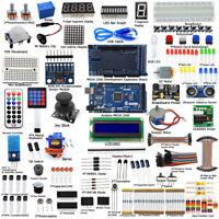 Adeept Ultimate Starter learning Kit for Arduino MEGA 2560 LCD1602 Servo Motor