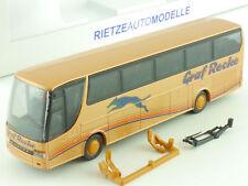 Rietze 64002 RM Setra S 315 HDH Reisebus Graf Recke Neu OVP 1604-13-30