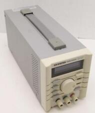 GW Instek PSS-3203 0-32Vx1, 0-3Ax1 Programmable DC Power Supply