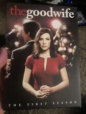 The Good Wife: The First Season (DVD, 2010, 6-Disc Set)