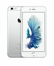 Apple iPhone 6s Plus - 64GB - Silver (Unlocked) A1687 (CDMA + GSM)