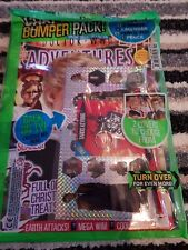 Dr Who Adventures Christmas Bumper Pack Issue 45 Sealed Kylie Minogue 6 giftsNEW