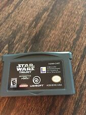 Star Wars Trilogy Nintendo Gameboy Advance GBA Game Cart L@@K