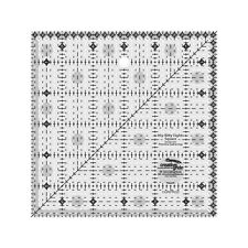 "Creative Grids-Itty Bitty Eights 6"" Square Ruler CGRPRG2 Primitive Gatherings"