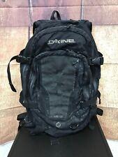 "Dakine Black ""Tactic"" Backpack Hiking, Camping"