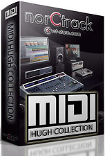 540.000 MIDI FILES, SONGS mid yamaha fl midi dj loops rock pop jazz dance house