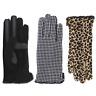 Isotoner Totes Women's Microluxe smarTouch SmartDRI Stretch Fleece Gloves - OS