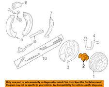 GM OEM Rear Axle-Hub 352982