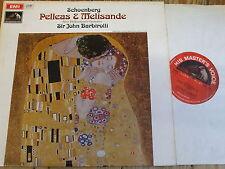 ASD 2459 Schoenberg Pelleas & Melisande / Barbirolli S/C