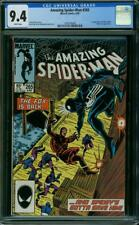 AMAZING SPIDERMAN 265 CGC 9.4 WHITE PAGES 1ST SILVER SABLE 1985