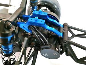 DR10 CNC Aluminum Rear Body Mount Blue For Team Associated DR10 ProSC10 DB10