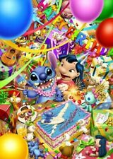 Tenyo 1000 pieces Birthday Party! DS-1000-762 [Stained Art Jigsaw]