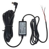 Hardwire Car Charger Power Cord for Novatek B40 A118c 96650 Ar0330 Rexing V1 V1p