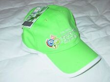 FIFA 2006 WORLD CUP SOCCER GERMANY OFFICIAL LICENCED ONE SIZE HAT BASEBALL CAP