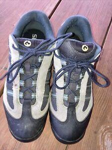 Shimano SPD womens cycling shoes EU41; US 7.5 Black/gray