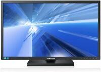 "Samsung SyncMaster S22E450MW 22"" Zoll TFT LED Monitor DVI VGA mit Standfuss"