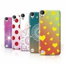 Matte Mobile Phone Fitted Cases/Skins for HTC Desire 530