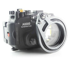 Underwater M67 Wet-Lens adaptor mount for Meikon Underwater case Sony A 6000