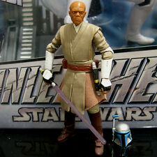 STAR WARS the black series MACE WINDU jedi master the clone wars TBS #19