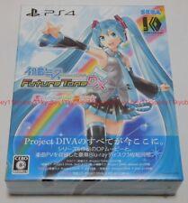 New PS4 Hatsune Miku Project DIVA Future Tone DX Memorial Pack Japan HSN-0030