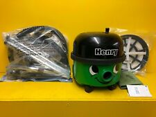 NUMATIC HENRY HOOVER - GREEN - VACUUM CLEANER - *HIGH SPEED*1400W HIGH WATTAGE!*