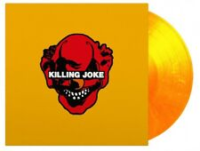 KILLING JOKE -FEAT. DAVE GROHL (SEALED LP 180g Flame Color Vinyl)