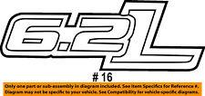 FORD OEM 11-14 F-150 Front Door-Emblem Badge Nameplate BL3Z9942528B