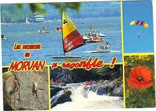 58 - cpsm - Les vacances en Morvan ça regonfle !