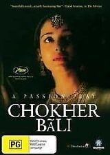 Chokher Bali (DVD, 2005) Aishwarya Ra Brand New! Australian Release