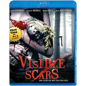 Visible Scars [Blu-ray],New DVD, Tom Sizemore,Jillian Murray, Richard Turke