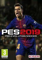 Pro Evolution Soccer (PES) 2019 PC STEAM DIGITAL KEY FAST DISPATCH