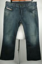 Diesel Zathan Jeans Wash 60F Bootcut Fit Men Size 36 x 30 Made In Italy