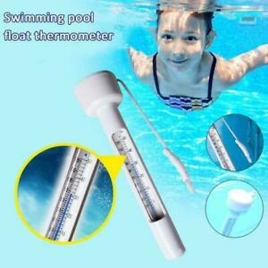 Floating Swimming Pool Thermometer Spa Hot Tub Bath With Thermometer AU 1 A4U5
