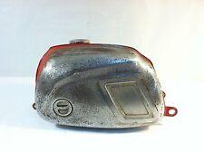 BRIDGESTONE SURFRIDER 7 GAS TANK FUEL WITH CAP RED CHROME 1962 1963 1964 1965