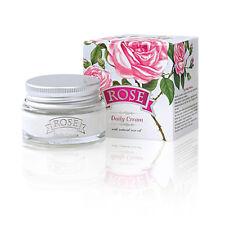 Gesichtscreme Tagescreme Bulgarische Rose 50 ml