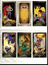1994 SKYBOX SUPERMAN PREMIUM Complete Basic TRADING CARD Set