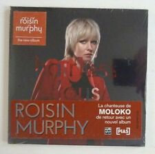 "ROISIN MURPHY (with exclusive french sticker""chanteuse MOLOKO"") ♦ NEW CD ♦"