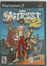NBA Street Vol. 2 (Sony PlayStation 2, 2003) PS2 Basketball Complete CIB