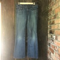 CITIZENS OF HUMANITY Kelly 001 Low Waist Bootcut Stretch Jeans Size 27