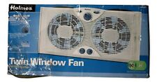 HAWF-2041 Twin Window Fan with Comfort Control Thermostat | NEW WITH DEFECTS