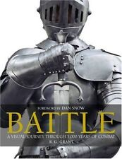 Battle: The Definitive Illustrated History By R. G. Grant