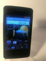 ALCATEL ONE TOUCH S'Pop 4030X - Black (EE Network) Smartphone Mobile