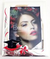 Cornice Porta Foto 13 x 18 In Argento Regalo Laurea EXCLUSIVE Made in Italy