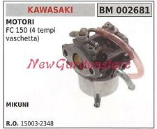 Carburatore a vaschetta KAWASAKI tagliaerba rasaerba tosaerba FC 150 002681