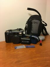 Sony Cyber-shot DSC-S85 4.0MP Digital Camera - Black