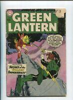 GREEN LANTERN  #2  1960 1st Pieface Gil Kane DC Comics GD-