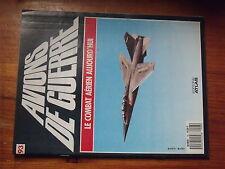 $$ Revue Avions de guerre N°93 Poster 4 pages Emraer EMB-111 A