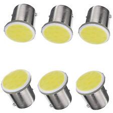 10pcs Car 1156 BA15S P21W 1 COB LED Reverse Backup White light Lamp Bulb  12V