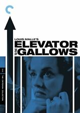 Elevator to The Gallows - Criterion Collection DVD